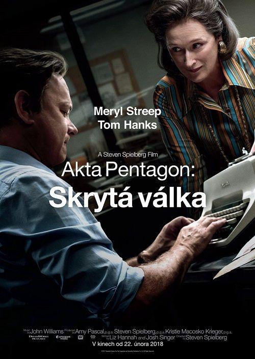 The Post / Akta Pentagon Skrytá válka (2017)