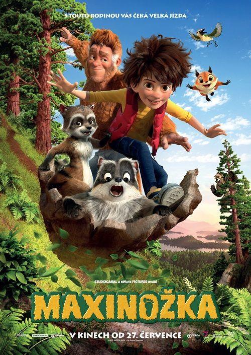 Re: Maxinožka / The Son of Bigfoot (2017)