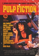 film PULP FICTION: Historky z podsvětí program kin a trailer