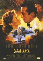 film CASABLANCA program kin a trailer