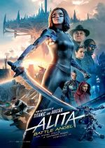 film Alita: Bojový Anděl program kin a trailer