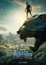 film Black Panther program kin a trailer