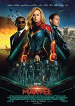 film Captain Marvel program kin a trailer