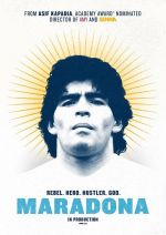 film Diego Maradona program kin a trailer