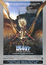film Heavy Metal  program kin a trailer