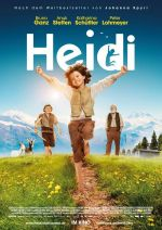 film Heidi, děvčátko z hor program kin a trailer