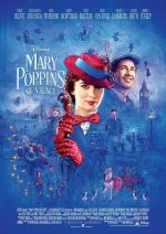film Mary Poppins se vrací program kin a trailer