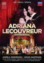 film Adriana Lecouvreur / MET: Live in HD  program kin a trailer