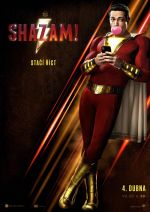 film Shazam! program kin a trailer
