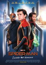 film Spider-Man: Daleko od domova program kin a trailer