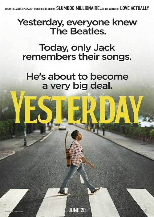 yesterday trailer