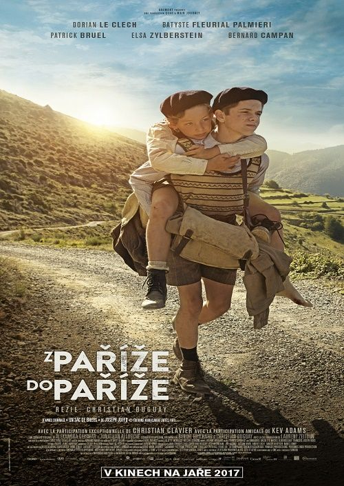 Z Paříže do Paříže / Un sac de billes  (2017)